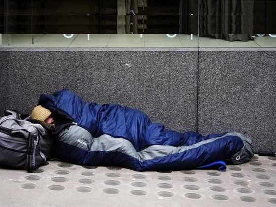 homlessness and rough sleepers