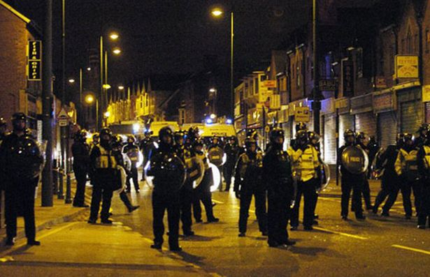 Handsworth riots